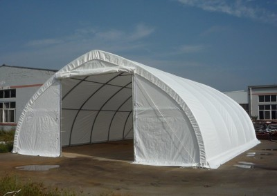shelter 30' x 65'